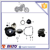 OEM quality motorcycle engine cover decorative parts for ITALIKA TC200