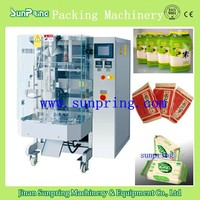 Automatic Multi-function snack food candy flow pack machine/pillow bread packing machine