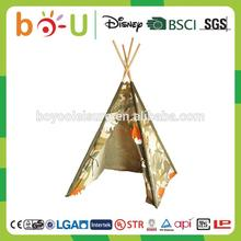 professional manufacture new design children house tent