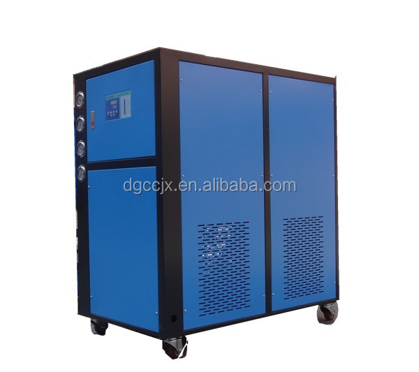 cw5000 water chiller with stainless steel tank
