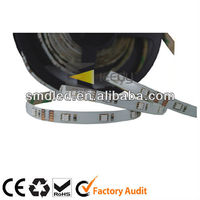 NEW CE RoHS approval factory directly rgb led strip 5050 30leds/m