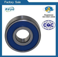 20 years experience china factory supplied high precision deep groove ball bearing 6201