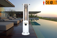 antique silver heater for home with high quality patio heater outdoor from gas heater supplier