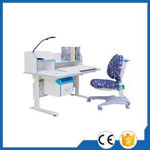 Durable new arrival study table adjustable children desk