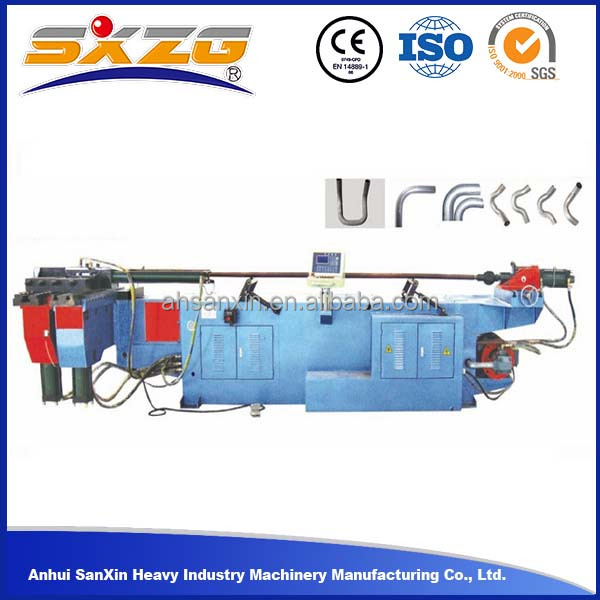 4 inch pipe bending machine