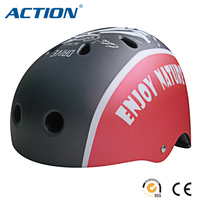 hot selling skateboard helmet many colors for custom skate helmet