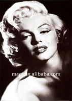 Best Seller Movie Star Wood Canvas Oil Painting