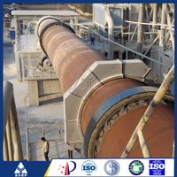 High efficiency rotary kiln low price active lime vertical shaft lime kiln