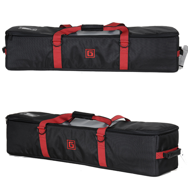 New style portable camera accessories case ,lighting kit bag