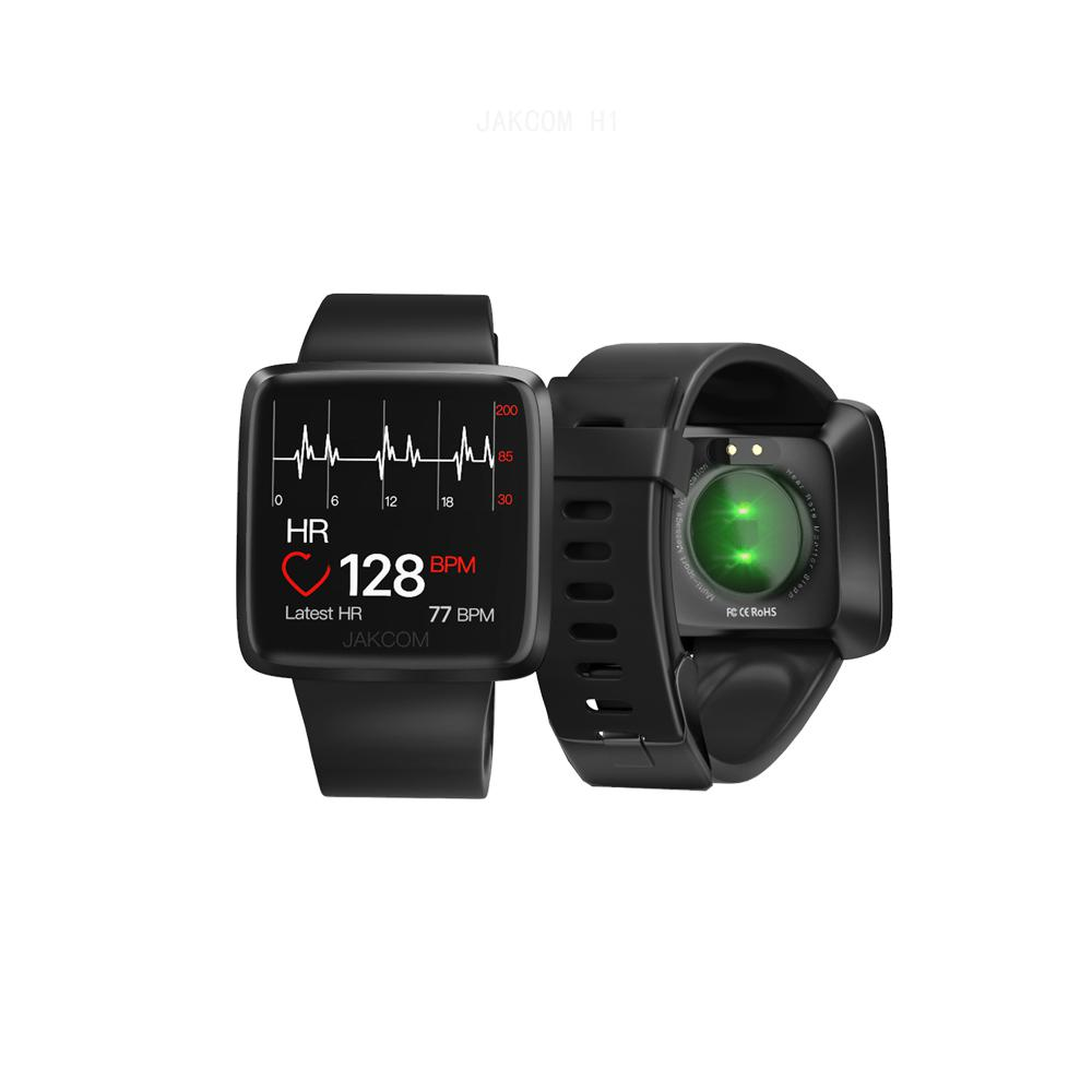 JAKCOM H1 Smart Health Watch New Premium Of Smart Watches Hot Sale With mobile phones reloj android smart watch <strong>a1</strong>