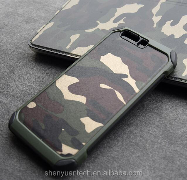 Mobile Shockproof Full Protect Military Style Phone Case