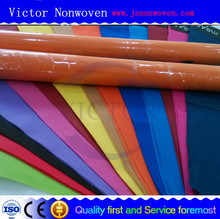 40g 50g 60g different colors nonwoven raw material for non woven bag