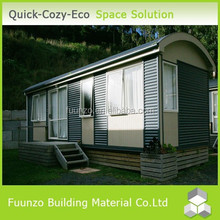 Energy Saving Economical Prefabricated Container House