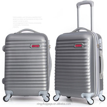 good quality Spinner Trolley Expandable High End ABS PC Luggage with Tsa Lock