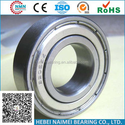 Motorcycle Wheel Bearing 6205/Deep Groove Ball Bearings 6302 motorcycle steering bearing