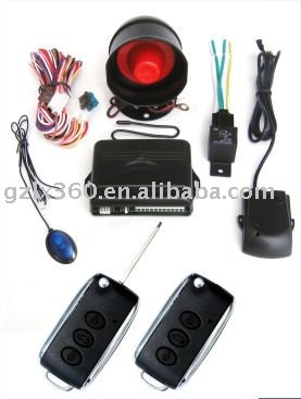 newest one way car alarm system with chip