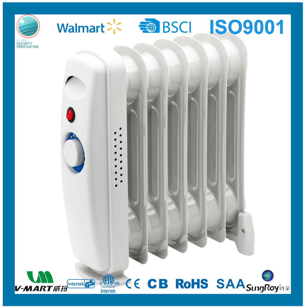 Sungroy Factory Wholesale 1500W 3 Power Settings Thermal Oil Heater YL-B13 for Room Using