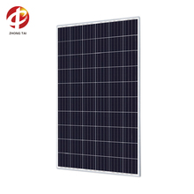 Zhongtai 275w solar panel with good price