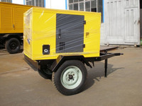 Year-end promotions ! off-road trailer type 20kw diesel generator price