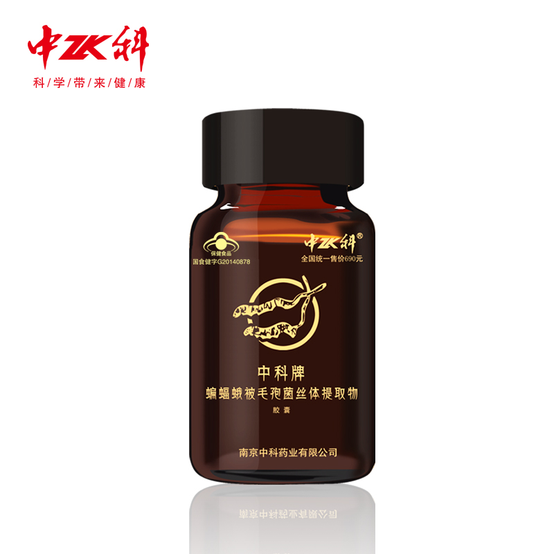 2016 Hot Sale Enhancing Vitality and Endurance Herbal Cordyceps Extract Capsule