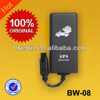 Mini anti-theft car/fleet/truck/motorcycel vehicle gps tracker BW08B