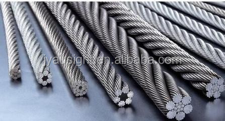 stainless steel wire rope/cable