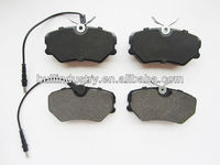 Semi-Metallic Brake Pad For Peugeot 405