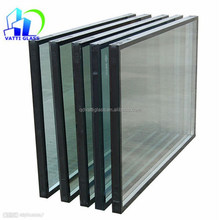 hot sale insulated glass panels low E building construction glass panel low emission tinted tempered glass panel