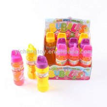 2013 hot summer toys for kids bubbles water bubble water bottle