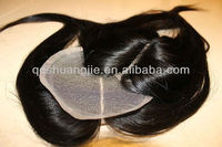 Cheap In-stocking 4*4 Inch Middle Parting Virgin Brazilian Lace Closure