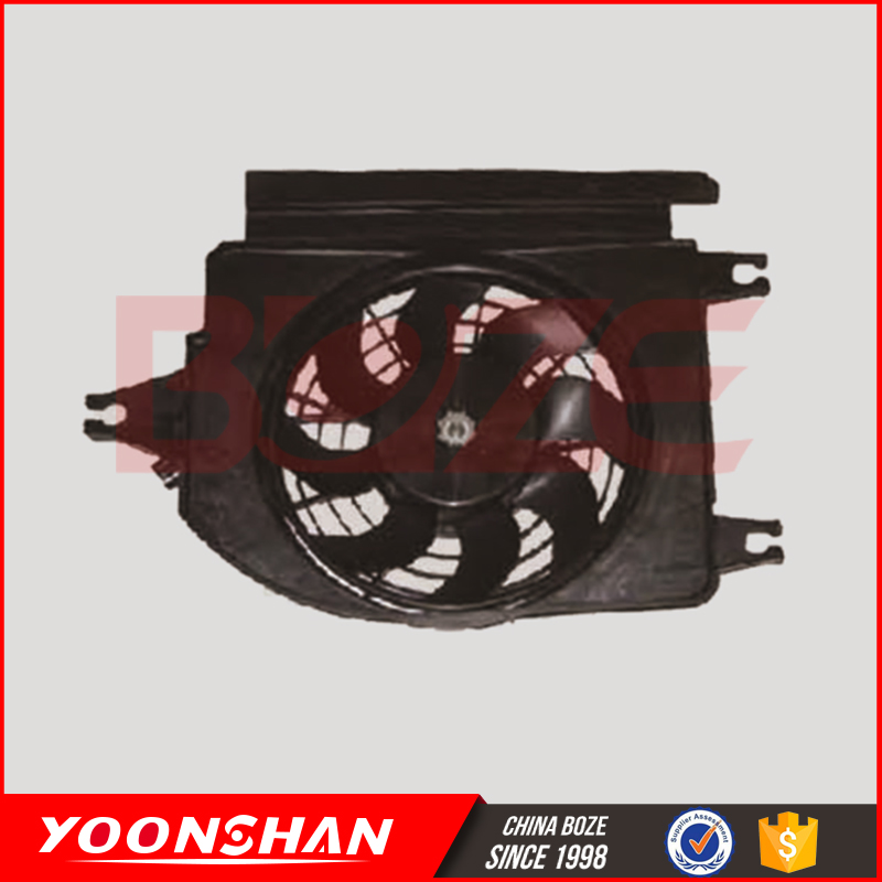 Auto Radiator Electric Cooling Fan Motor 12V Car With OK30C-025C-61-710D