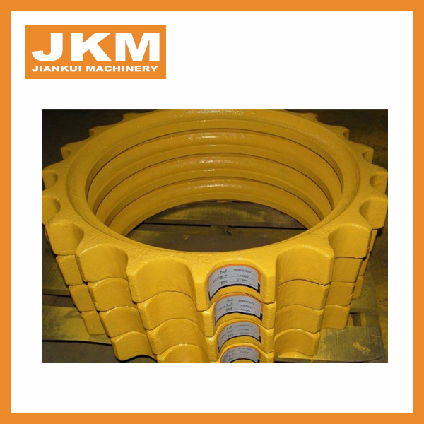 Bulldozer sprocket segment 14X-27-15112 for D65 for sale