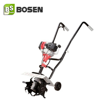 52cc 2.2HP 1E44F-5 2-stroke Engine Gasoline Hand Push Garden Mini Cultivator with 300mm/400mm Width