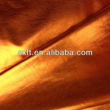 100% polyester good quality knit gold foil fabrics