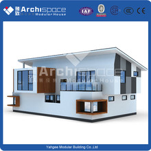 CYMB prefab villa prefabricated house with steel prefabricated houses