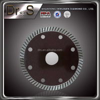 Chinese wholesale companies brazed diamond saw blade for granite