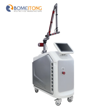 Newest technology real picosecond laser tattoo removal machine
