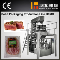 Excellent meat wrapping machine