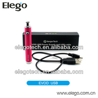 Wholesale Kangertech EVOD USB Passthrough Newest 1000mAh EGO USB Battery Now in Large Stock