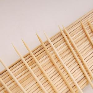 Best Price Long Bamboo Sticks For Food,Outdoor Tools,BBQ Sticks