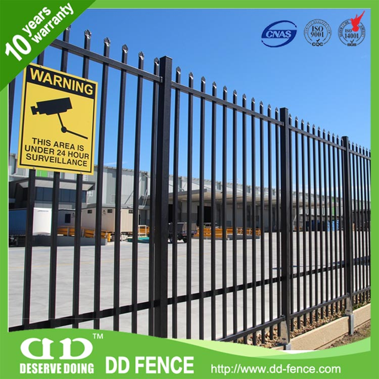Metal Fence For Garden Large Outdoor Dog Cage Fence Galvanized Steel