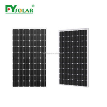 Top quality mono solar cell 250w solar panel