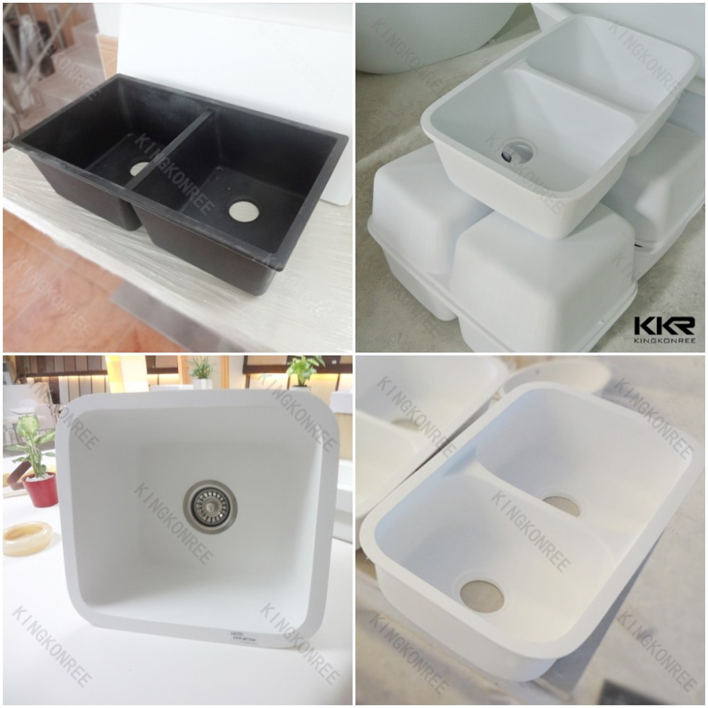 One piece kitchen sink and countertop view one piece - Kitchen sink pieces ...