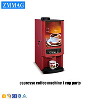 espresso coffee machine 1 cup parts