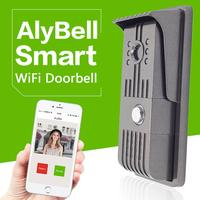 Night Visual Colour Video Doorphone Smartphone Unlock Access Control System Wi-Fi Video Door Bell