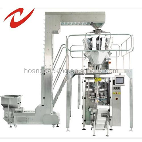 Snacks Pouch filling packaging machine