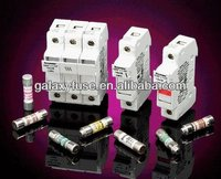 1000V DC Solar Fuse and Solar Fuse Holder (TUV,CE,UL)