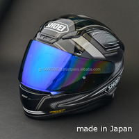 High quality mirror coated shield for SHOEI JAPAN helmet