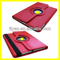 2014 cheap newest 360 rotating leather case for ipad air 5,For iPad air,for ipad 5 smart magnetic cover