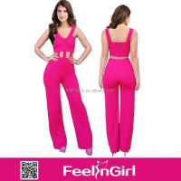 women new fashion clothes 2014 ladies jumpsuits